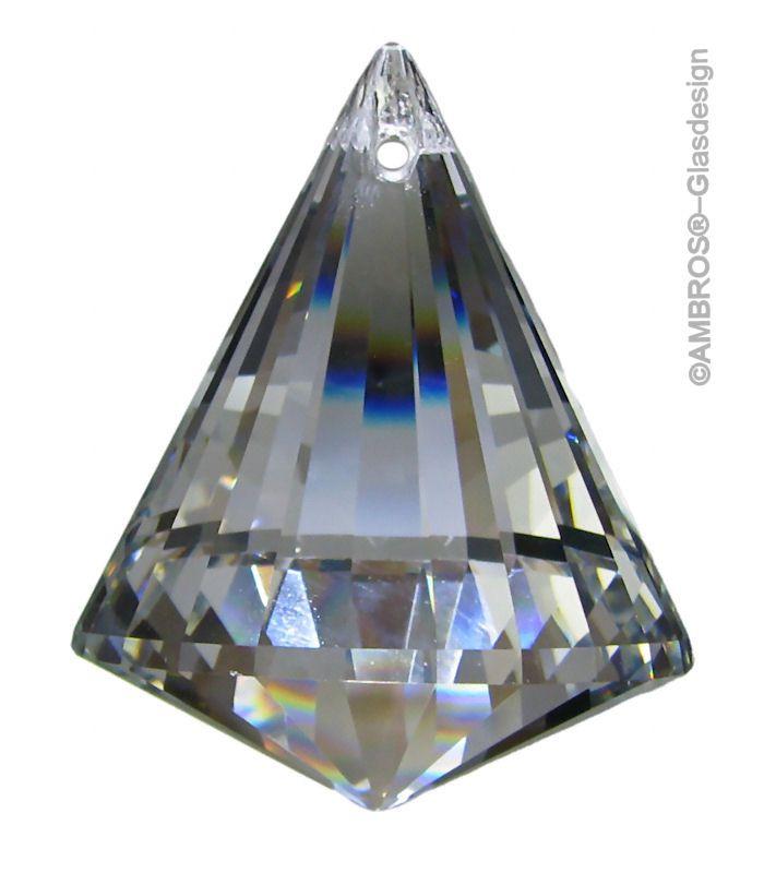 kristall kegel ii 40mm crystal k9 3 79. Black Bedroom Furniture Sets. Home Design Ideas