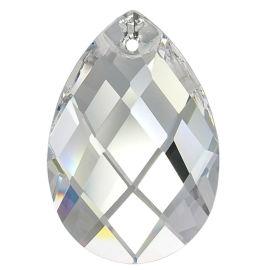 Kristall Salzburger Raute 38mm Crystal 30% PbO