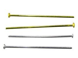 Kettel Stift Messing/Chrom/Gold 26-45mm