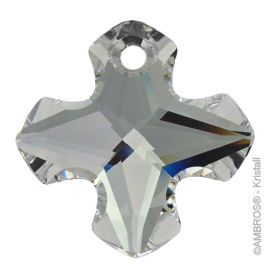 Swarovski® Crystal Greek Cross 18mm