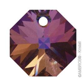 Swarovski® Crystal Octagon 14mm BBL