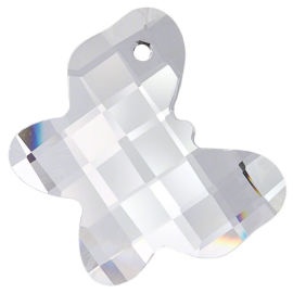 """Kristall """"Schmetterling"""" 32mm Crystal K9"""