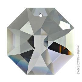 Swarovski® Crystal Oktagon Lilly 40mm Clear