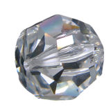 Kristall Perle Rund Ø 16mm Crystal VE 30