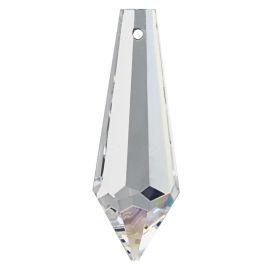 Kristall Wiener Pendel 38/50mm Crystal 30%PbO