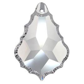 Kristall Venezia / Drachenträne 38mm Crystal 30% PbO