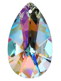 "Kristall ""Salzburger Sonne"" 28mm Crystal AB 30% PbO"