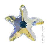 Swarovski® Crystal Seestern Ø 20mm AB