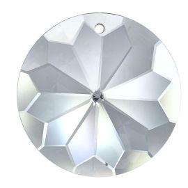 Kristall Rivoli Ø 40mm Crystal 30% PbO